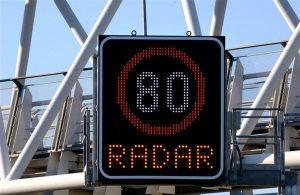 Radares de velocidade média