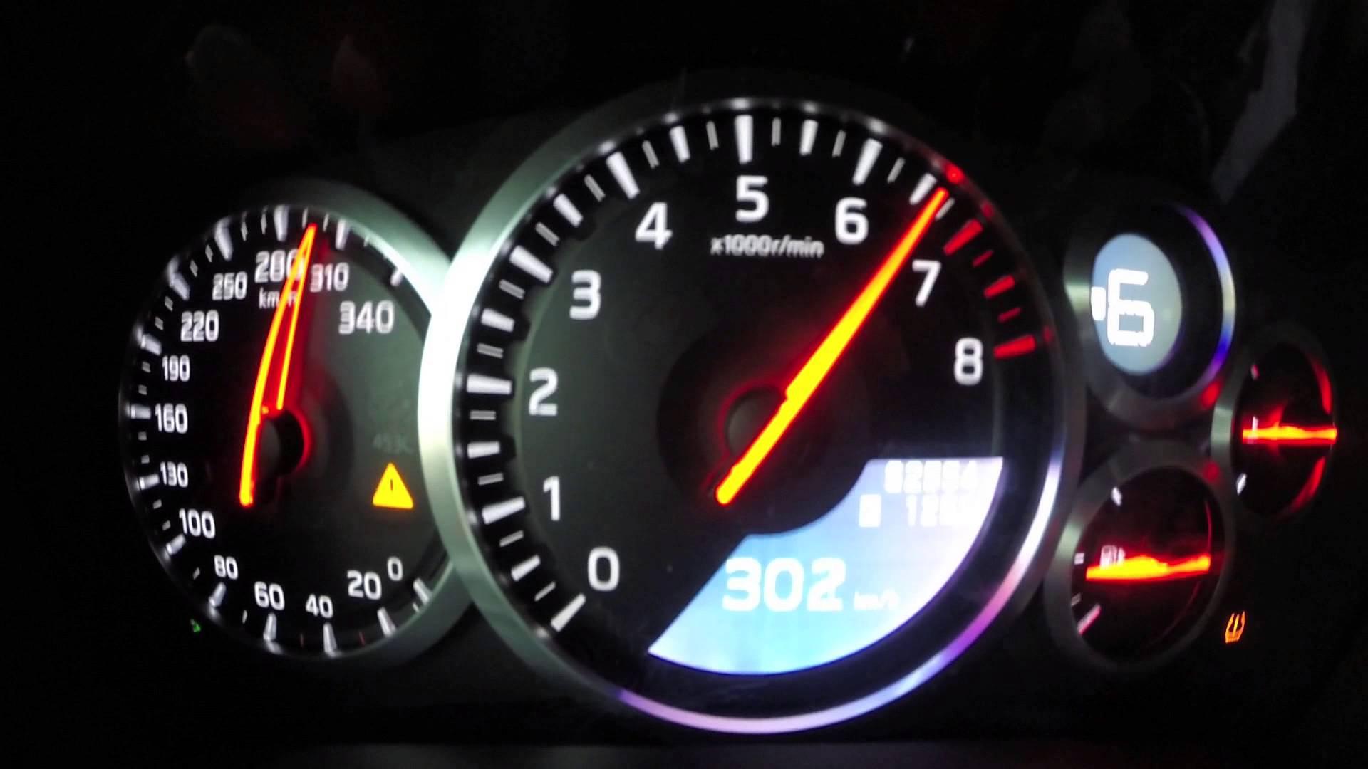 acelerações