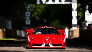goodwood festival of speed ferrari