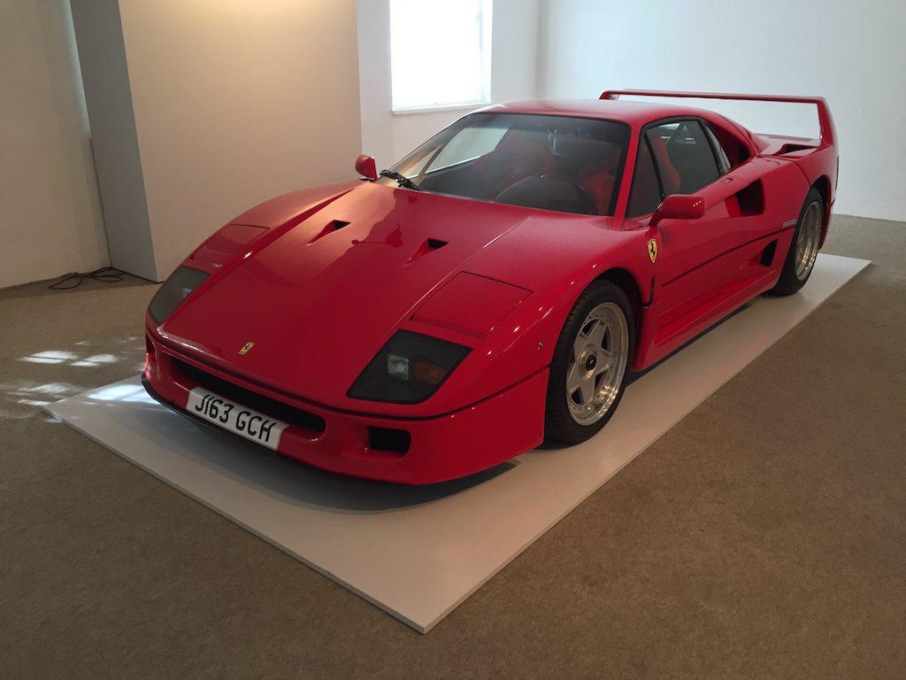 Museu Caramulo fotografar um carro