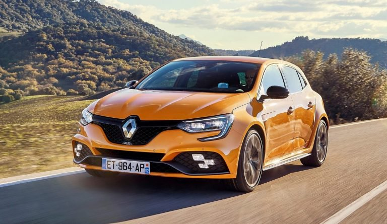 hot hatch renault