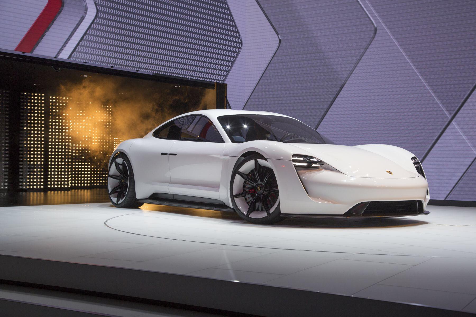 taycan modelo mais vendido da Porsche