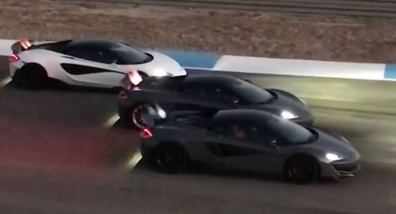 McLarens 600LT