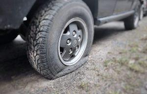 mudar o pneu