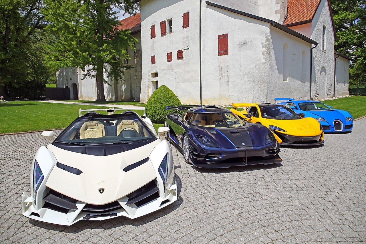 carros raros