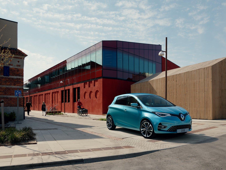 veículos elétricos da Renault