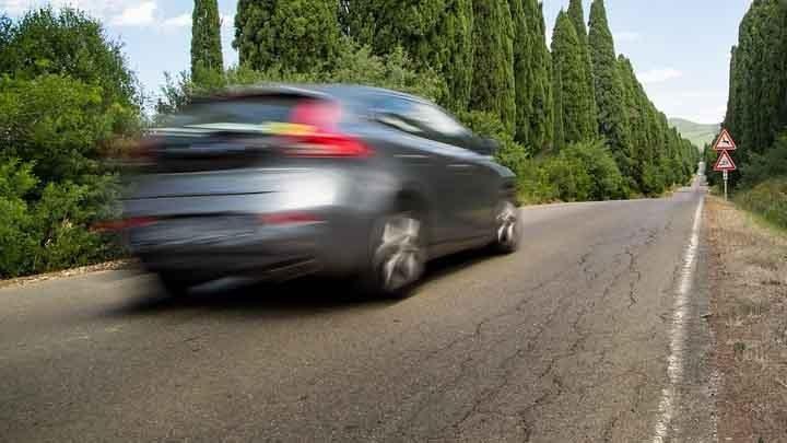 carros mais lentos