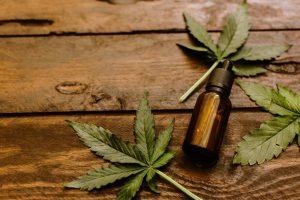 ambientador de cannabis