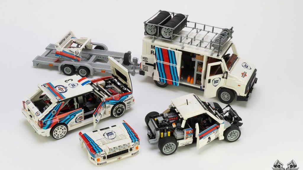 equipa de rally da Lancia
