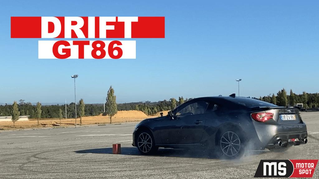 Gt86 drift