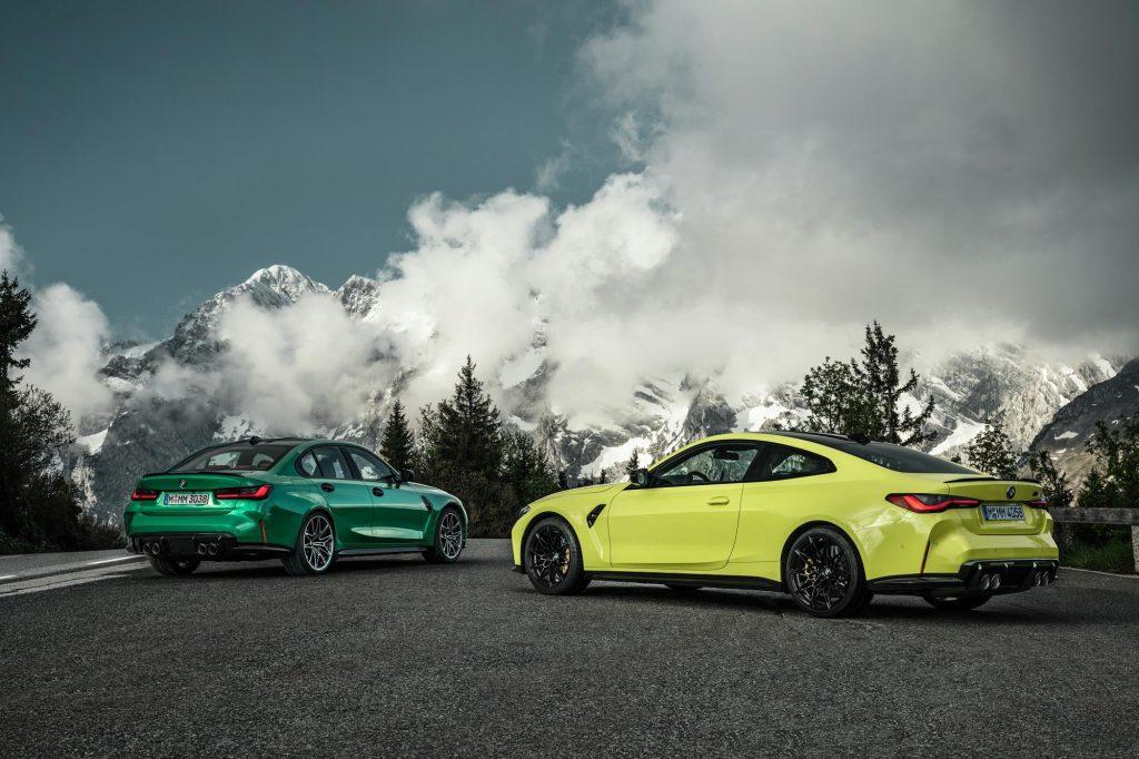 BMW m3 e BMW m4