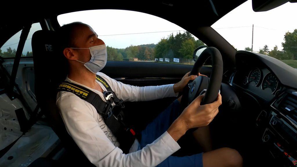 BMW M4 em Nurburgring
