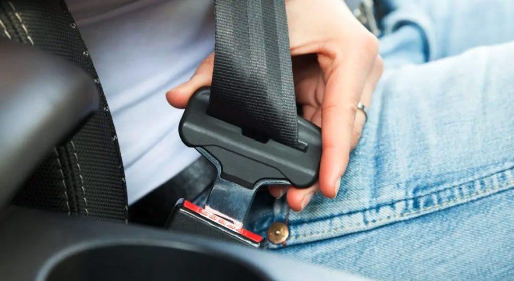 multas por falta de cinto de segurança